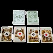 "Dondorf ""Club"" (""Cartes du Beau Monde"") Playing Cards, Dondorf No. 167, c. 1915"