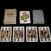 "Western Playing Card Co. ""Tarock"" Cards, c.1935"