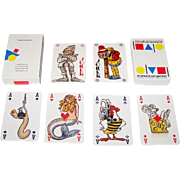 Drukkerij van Gerwen Playing Cards, c.1989
