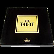 "Joking ""Fendi Tarot,"" Tarot Cards w/ Book, Tania Gori Designs, Limited Edition (2483/5000) c.1989"