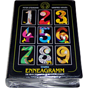 "Urania ""Enneagramm"" (""Enneagram"") Set, ""Die Neun Gesichter der Personlichkeit"" (""The Nine Faces of Personality""), Cards and Handbook, 1999"