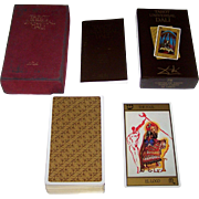 "Naipes Comas (T.G. Soler S.A.) ""Tarot Universal Dali,"" First Edition, Salvador Dali Designs, c.1985"