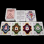 """Carta Mundi """"Barok"""" Playing Cards, IPCS Limited Edition (437/500), 1983"""
