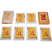 """Power Casinos """"Casinos Nasca"""" Playing Cards, Nazca Lines"""