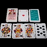 "Frauezogg ""Le Jass au Feminin"" Jass Playing Cards, Susan Csomor Designs, Feminist Theme, c.1998"