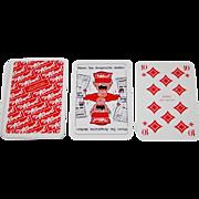 """ASS """"Der Abend"""" Skat Playing Cards, c.1975"""
