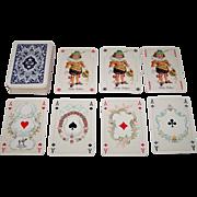 """Piatnik """"Allerfeinste Luxus-Whist"""" Playing Cards, c.1950s"""