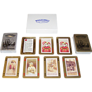 "Double Deck Carta Mundi ""W.D. & H.O. Wills"" Playing Cards, Company Bicentennial Celebration, c.1986"