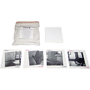 "Christopher Rauschenberg ""Deck"" Playing Cards, Self-Published (?), Christopher Rauschenberg Photographs, c.1994"
