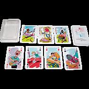 "Berliner Spielkartenfabrik ""Fuer Sicherheit I"" (""For Safety I"") Playing Cards, Dutch Royal Army Safety, c.1993"