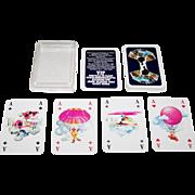 """ASS """"VIP – Vorteile im Paket"""" (""""Benefits Package"""") Skat Playing Cards, Artist Unknown, St. Georg (Hamburg), c.1977"""