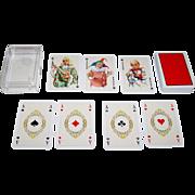 "Bielefelder ""Comtesse"" Playing Cards, c.1968"