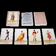 """Editions Dusserre """"Épitre aux Dames – Jeu de Divination"""" Fortune Telling Cards, c.1990's"""