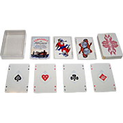 "G. Delluc ""Corsaires et Flibustiers"" Playing Cards, G. Delluc Designs, Philibert Publ. (?), c.1958"
