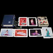 "Nintendo ""Morozoff"" Pin-Up Playing Cards, c.1960's (?)"