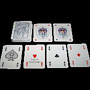 "Modiano ""Felicita Frai"" Playing Cards, Edizioni d'Arte Angolare Publisher, Ltd. Ed. (___/500), Felicita Frai Designs, c.1977"