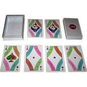 "Nintendo ""Concise"" Playing Cards, Adv. Sanseido Co. Ltd., ""Dictionary"" Theme"