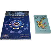 "2 Sets of Self-Help/Self-Awareness Cards, $15/ea.: (i) Samuel Weiser, Inc. ""Transforming Dragons"" Cards; and (ii) Lo Scarabeo ""Magic Cards of the Russian Sybil"""