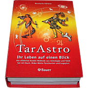 "Freiburg Bauer ""Ihr Leben auf einen Blick ; die effektive Kombi-Methode aus Astrologie und Tarot"" Tarot Cards (""Your Life at a Glance: The Effective Combination Method of Astrology and Tarot""), Rosemarie Kantner Author/Creator, AG Muller Cards"