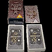 "Piatnik ""Tarot Wien"" Tarot Cards, Rudolph Pointer Designs, c.1974"