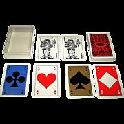 "Piatnik ""Brocades"" Playing Cards, c.1970"