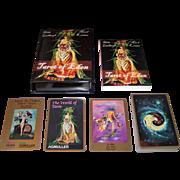 "AG Muller Urania ""Tarot of Eden"" Tarot Cards, Maud Kristen Creation, Alika Lindbergh Illustratons"