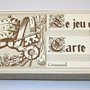 "3-Deck Set Grimaud ""Le Jeu des Papes"" Playing Cards, Holy Year (Jubilee), 1983"