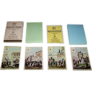 "Edizioni del Solleone ""Jeu de la Revolution"" Piquet Playing Cards, Limited Edition (204/800), c.1982 [Facsimile Edition, French Deck c.1830]"