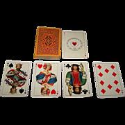 "ASS/Dondorf ""Prince"" Playing Cards (52/52, NJ), c.1936-1939"