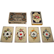 "Grimaud ""Jeu Louis XV"" Playing Cards, No. 1502, c.1890"