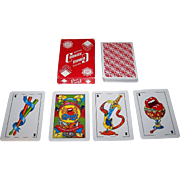 "Naipes Comas ""The Rolling Stones"" Playing Cards, Daniel Martinez Simon Designs"