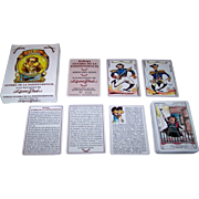 "Maestros Naiperos ""Baraja Guerra de la Independencia"" Playing Cards, Idigoras y Pachi Designs, Limited Edition (143/500)"