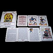 """Maestros Naiperos """"Baraja Guerra de la Independencia"""" Playing Cards, Idigoras y Pachi Designs, Limited Edition (143/500)"""