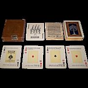 """USPC """"Revelation"""" Fortune Telling Cards, c.1919"""