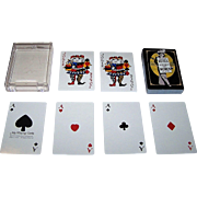 "Ms. Playing Cards ""Lib Deck"" Playing Cards, Professional Trading Aids Copyright, c.1975"