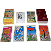 "Angel (U.S. Games Systems) ""Ukiyoe Tarot,"" Tarot Cards, Koji Furuta Designs, c.1982"