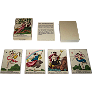 "Grimaud ""Jeu Mythologique"" Playing Cards, c.1983"