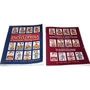 "2 Books by Tom and Judy Dawson, U.S. Games Systems Publisher: (i) ""The Hochman Encyclopedia of American Playing Cards,"" c.2000; and (ii) ""Supplement & Price Guide"" (2nd Edition), c.2004"