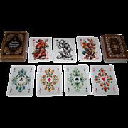 "Coeur ""Salon"" Playing Cards, No. 66, Walter Kraus Designs, c.1968"