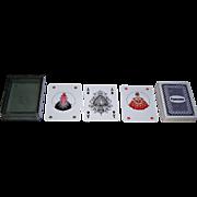 "Windmill ""Panorama"" Playing Cards, Arnoldo Mondadori Editore SpA, Alfredo Chiappori Designs, c.1979"