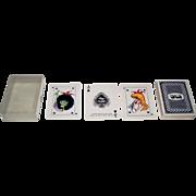 """British Hong Kong """"Le Ore"""" Playing Cards, El Cubano Designs"""