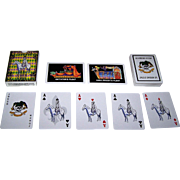 "New Orleans Mardi Gras ""Le Krewe d'État"" Playing Cards, New Orleans Stein Publisher, Maker Unknown, Sean Gautreaux Designs"