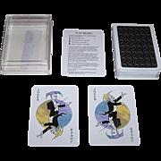 "Piatnik ""Play Music"" Playing Cards, Rakennustieto Publisher"