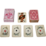 "Dondorf No. 164 ""Baronesse"" Playing Cards, Mini-Patience, c.1880s"