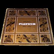 """3 Foreign Language Books about Playing Cards, $15/ea.: (i) """"150 Jahre Piatnik 1824-1974""""; (ii) Hoffmann/Dietrich, """"Die Dondorf'schen""""; (iii) Alba, """"A Vitoria Baraja"""""""