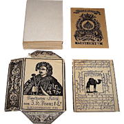 "Ets. Mesmaekers Freres, S.A. ""Great Mogul"" Playing Cards [For J.H.  Franz & Co. of Maestricht], c. 1900"