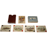 "World's Fair Souvenir Card Co. ""Columbian Exposition"" Playing Cards, c.1892"
