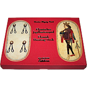 "Piatnik ""Flämisches Jagdkartenspiel"" (""Flemish Hunting Deck"") Playing Cards, Ltd. Ed. Facsimile Set [Originals c.1475-1480], c.1994"