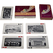 "Western ""Century of Progress"" Playing Cards, '33-'34 Chicago World's Fair, c.1933"
