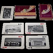 "Western ""Century of Progress"" Playing Cards, '33-'34 Chicago World's Fair, c.1933"
